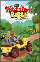 Adventure Bible for Early Readers- NIrV (Softcover - Case of 16). Save 40%.
