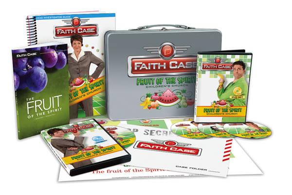 Faith Case: Fruit Of The Spirit Kit. Save 20%.