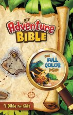 16 NIV Adventure Bibles- (Hardcover)  FULL COLOR EDITION. Save 40% & FREE SHIPPING!