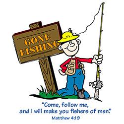 Kremer's Gone Fishing VBS CD.  Save 10%.